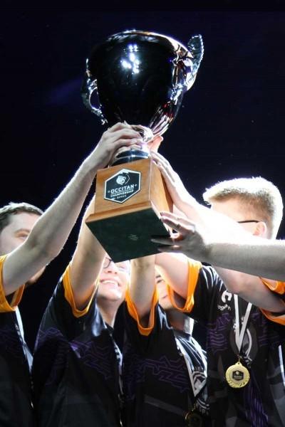 Création du logo Occitan championship series