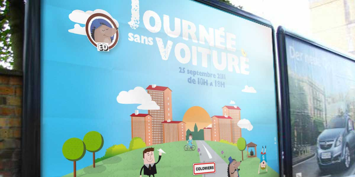 Publicité rue Toulouse