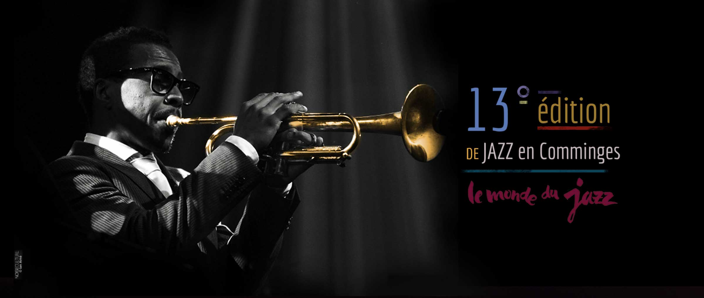 Graphisme web culturel jazz