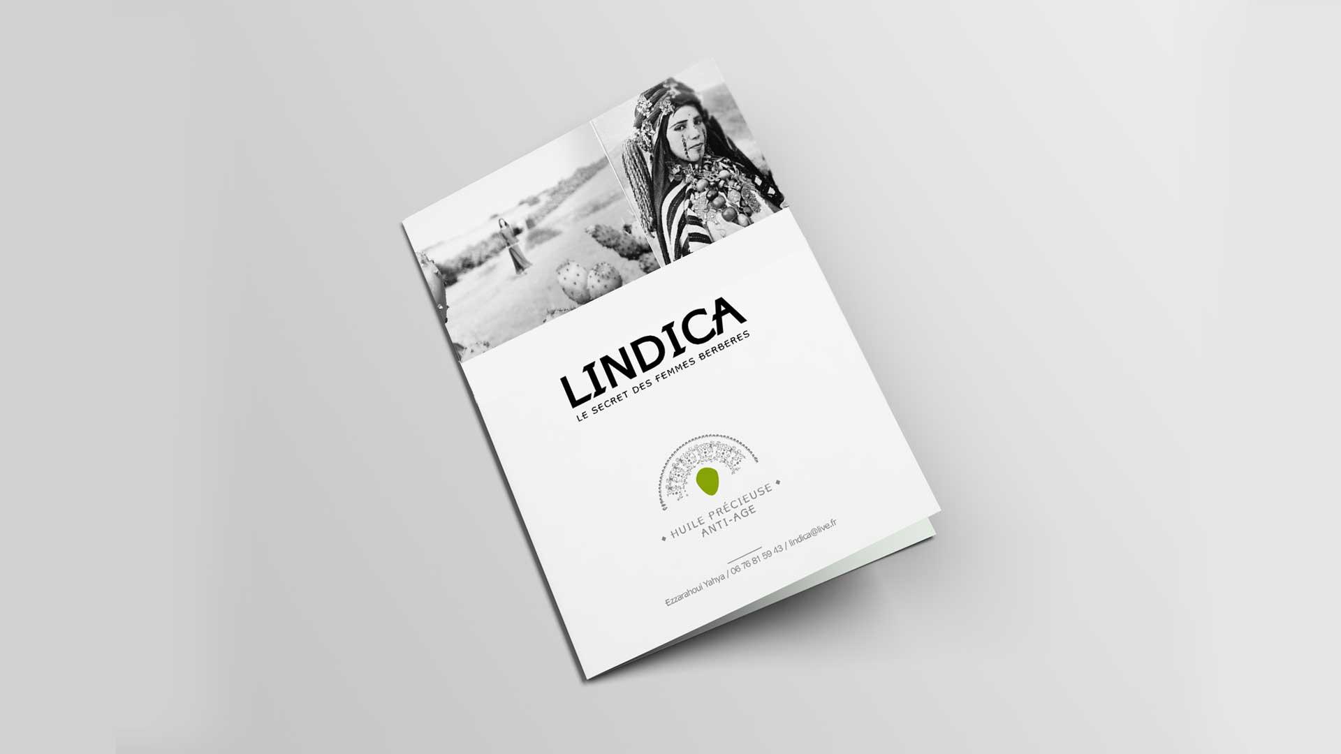 Mise en page et création graphique brochure