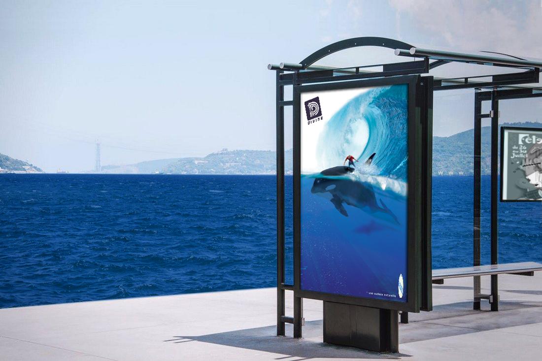 L'agence Birds communication à Toulouse et la marque de surf Divine