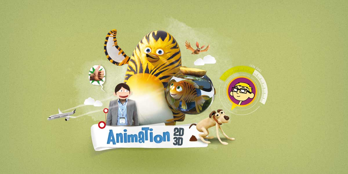 Animation 2D et 3D Toulouse