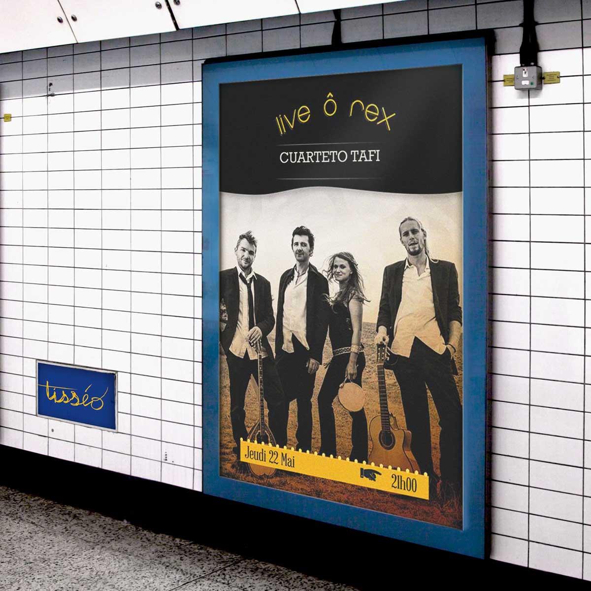 Création campagne publicité