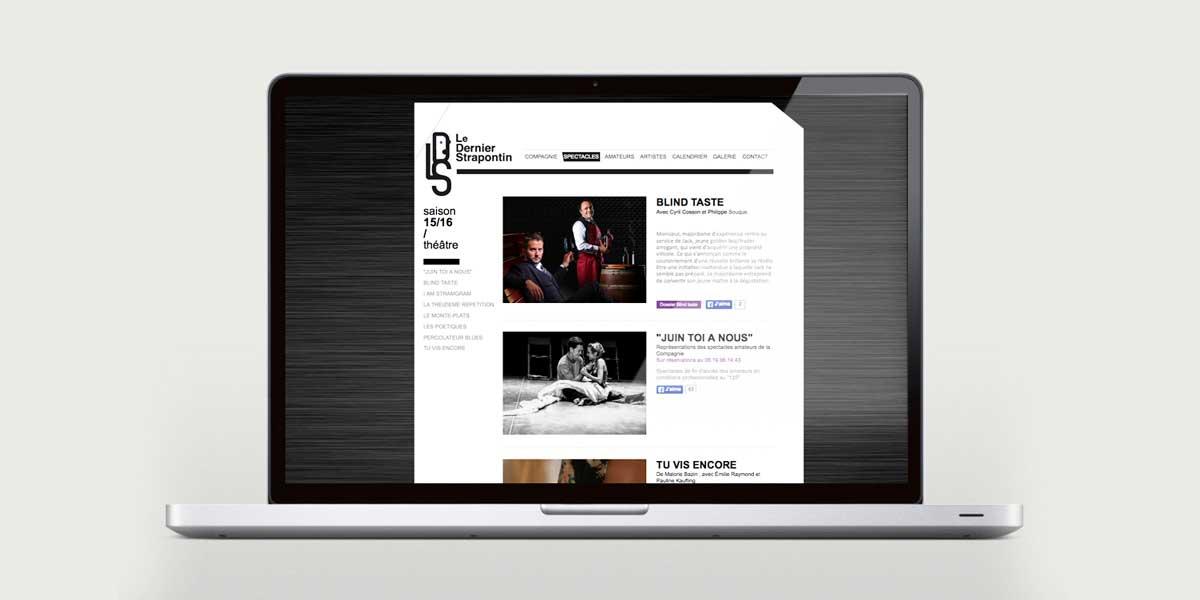 Graphisme web culturel Bordeaux